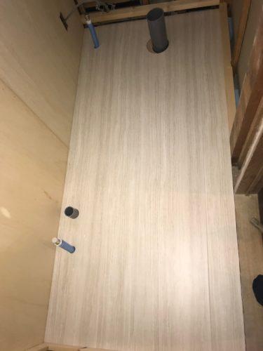 広島市西区 トイレ・玄関リフォーム工事